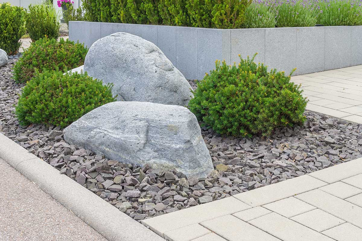 Landscaping Rock in Edmonton