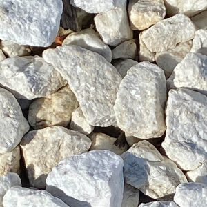 Crystal White Rock