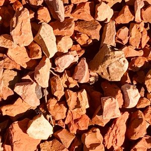 """2"""" Red Shale"""