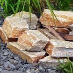 What is the cost of landscaping rock in Edmonton?